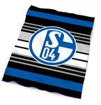 FC Schalke 04 Fleecedecke 150 x 200 cm 001