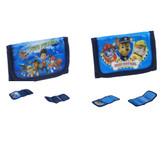 Paw Patrol Geldbörse Geldbeutel Blau 001