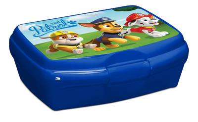 Paw Patrol Brotdose Lunchbox mit Chase, Marshall & Rubble