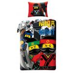 Lego Ninjago Bettwäsche 001