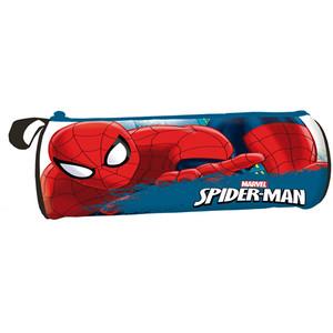 Marvel Spiderman Schlamperrolle Federmappe Federmäppchen Etui