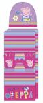 Peppa Wutz Pig Kinder Winter-Set 3 tlg. Mütze Schal Handschuhe  001