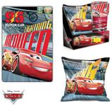 Disney Cars 3 Kissen & Fleece-Decke SET 001
