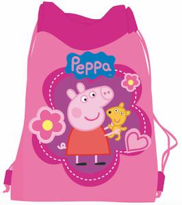 Peppa Pig Wutz Turnbeutel Schuhbeutel Tasche