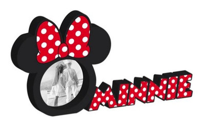 Disney Minnie Mouse Bilderrahmen