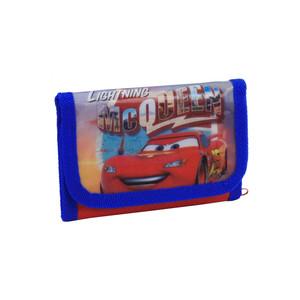 Disney Cars Geldbörse Geldbeutel Portemonnaie Rot