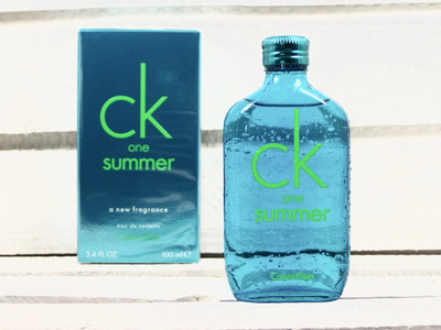 Calvin Klein CK One Summer 2013 Eau de Toilette 100 ml