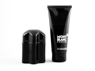 Mont Blanc Emblem 60 ml EdT + 100 ml Duschgel