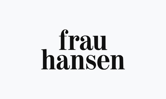 Frau Hansen