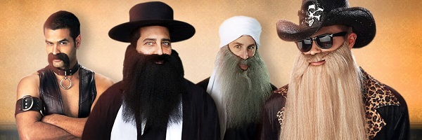 Beards and Facial Hair