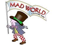 Mad World Fancy Dress Hire