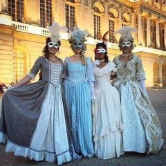 18th Century Costume Hire