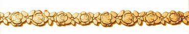 Dekorband Gold