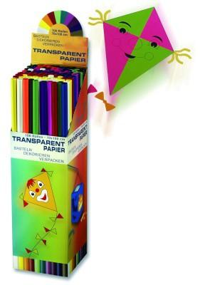 Transparentpapier Violett