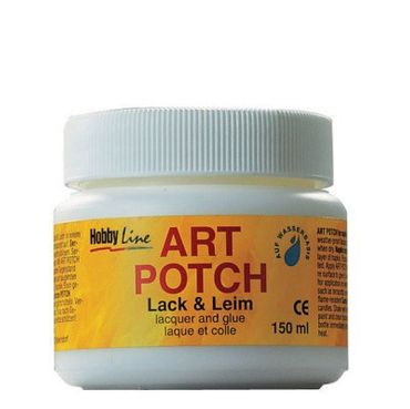 Art Potch Lack & Leim 150 ml
