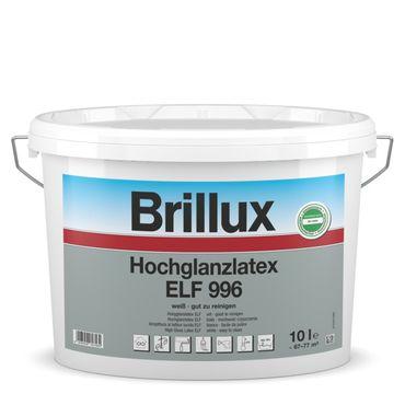 Brillux Hochglanzlatex 996 weiß