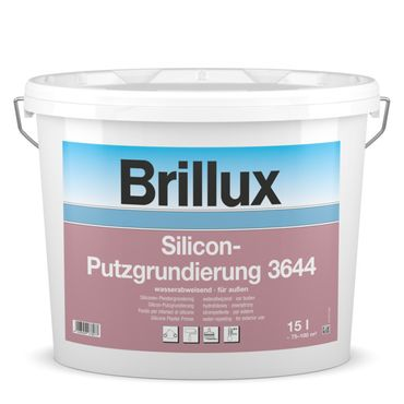 Brillux Silicon-Putzgrundierung 3644 weiß 15 Liter