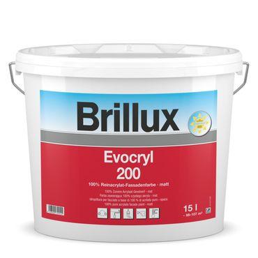 Brillux Evocryl 200  Protect, weiß 15 Liter