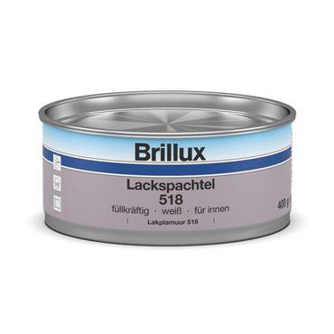 Brillux Lackspachtel 518 weiß   – Bild 1