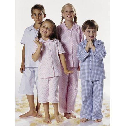 Schnitt - 9747 - Kinder-Schlafanzug