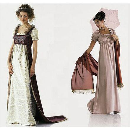 Schnitt - 2493 - Kostüm - Josephine & Grand Dame