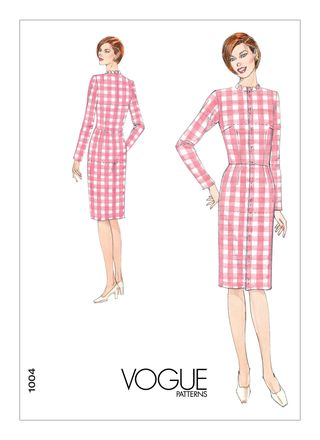 Vogue Schnittmuster V1004