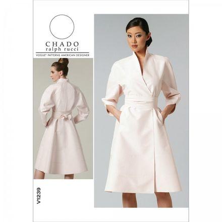 Vogue Schnittmuster V1239 - Damen Kleid