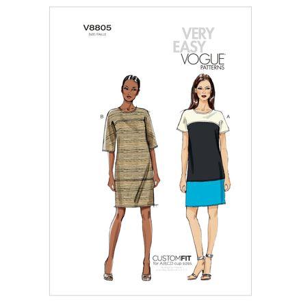 Vogue Schnittmuster V8805