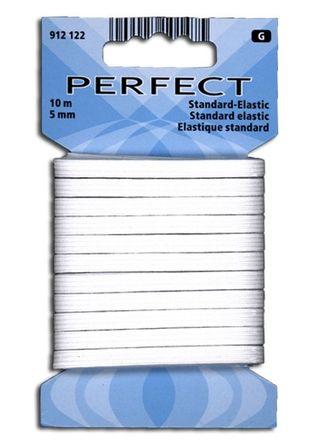Super-Elastic - 5 mm - weiß