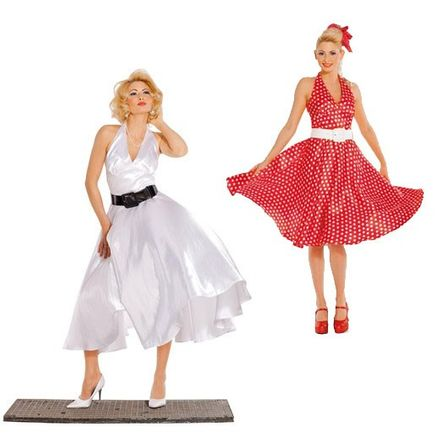 Schnitt - 2393 - Marilyn - 50er-Jahre