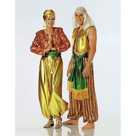 Schnitt - 2526 - Pharaonin - Beduinin (Damen)