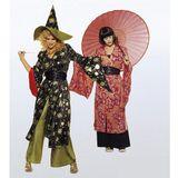 Schnitt - 3044 - Kimono & Hose - Asia-Kombination 001