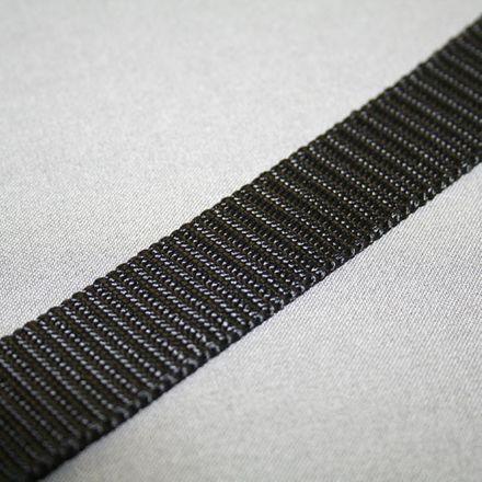 Gurtband schwarz Breite: 25 mm
