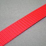 Gurtband - rot, Breite: 25 mm 001