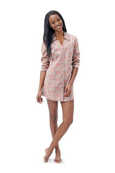 Schnitt - 6742 - Pyjama, Nachthemd - Shorts - Bluse - Tunika ...
