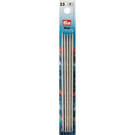 Strumpfstricknadeln - 2,5 - 15 cm