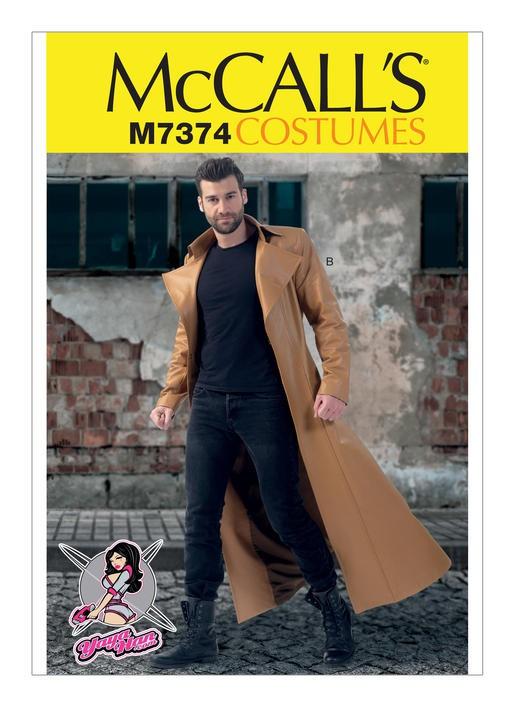 McCalls Costumes - Yaya Han Collection - Schnittmuster M-7374 ...