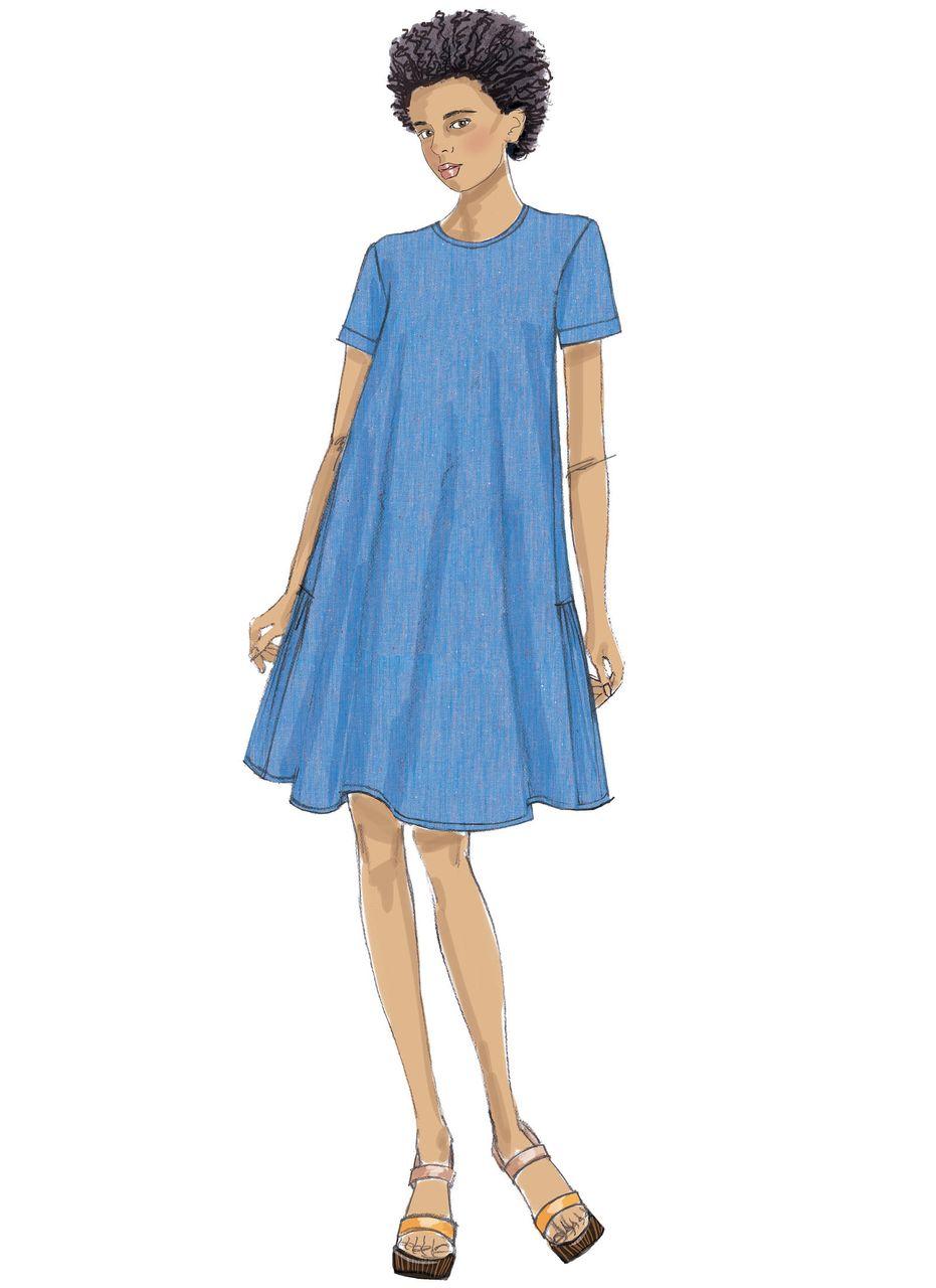 Vogue Schnittmuster V9237 SCHNITTE Schnittmuster Vogue Kleider – alfatex