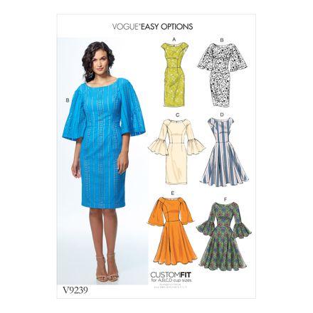 Vogue Schnittmuster V9239