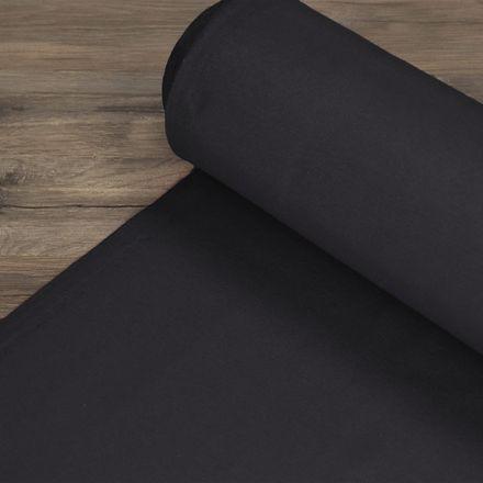 Deko-Canvas - überbreit - schwarz – Bild 2