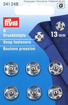 PRYM - Druckknöpfe - 13 mm