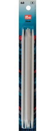Strumpfstricknadeln - 20cm x 6,0mm