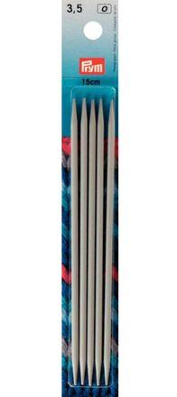 Strumpfstricknadeln - 3,5mm - 15 cm