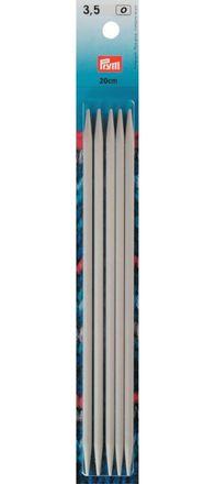 Strumpfstricknadeln - 3,5mm - 20cm