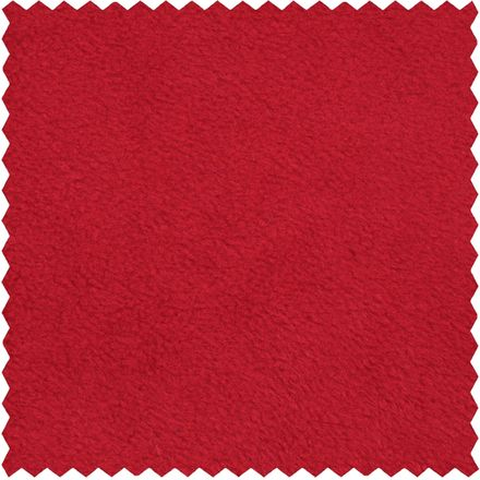 Polar-Fleece - Antipilling - rot