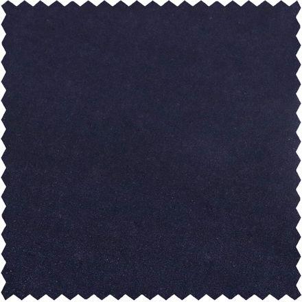 Samt - dunkelblau