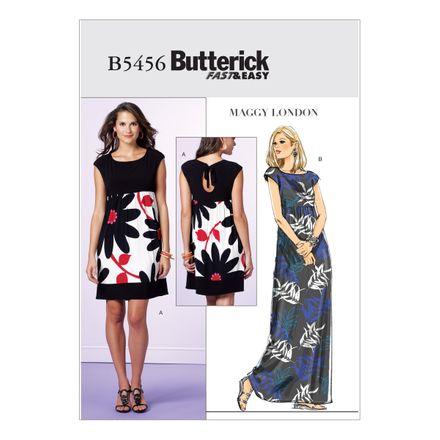 Butterick Schnittmuster - 5456 - Damen - Kleid