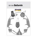 Butterick Schnittmuster - 5580 - Unisex - Kostümzubehör 001