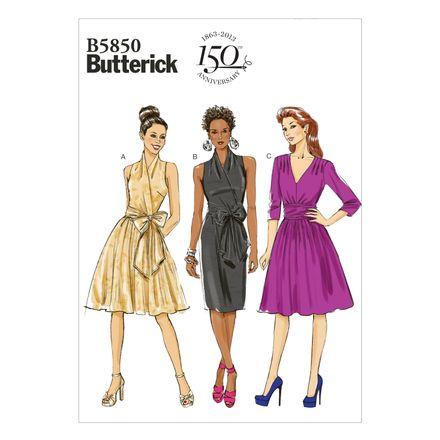 Butterick Schnittmuster - 5850 - Damen - Kleid