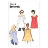 Butterick Schnittmuster - 6024 - Damen - Shirt 001